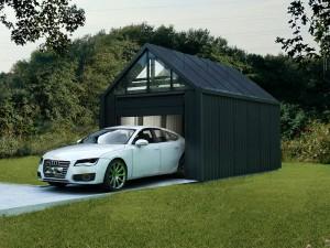 Hale Stalowe I Garaże Projekt Budowa Cennik Alfapanel Invest